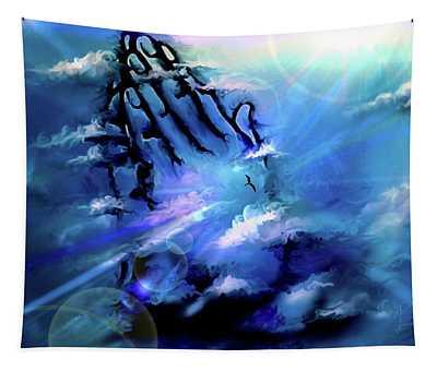 Pray Tapestry