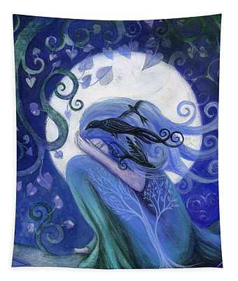 Prayer Tapestry by Amanda Clark