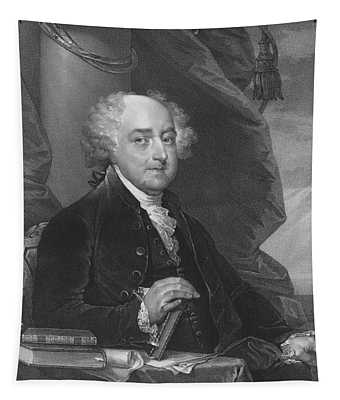 President John Adams - One Tapestry