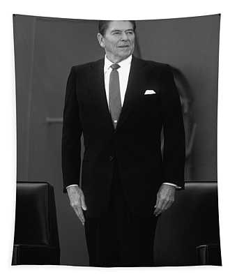 President Ronald Reagan - Two Tapestry