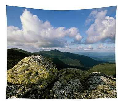 Presidential Range - White Mountains New Hampshire Tapestry