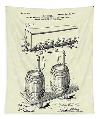 Pressure System 1900 Patent Art  Tapestry