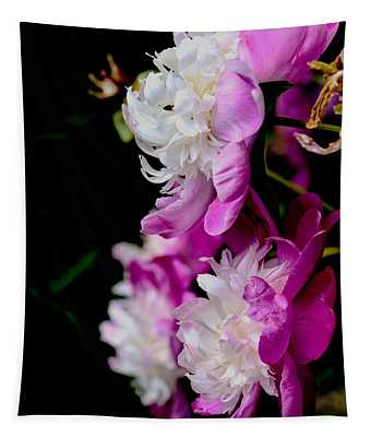 Pretty In Pink 2 Tapestry