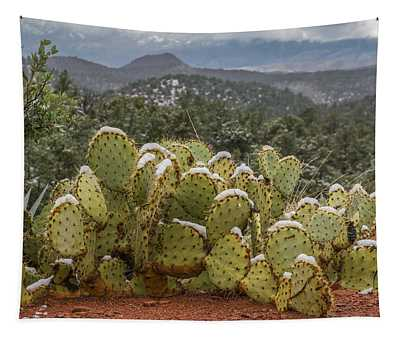 Cactus Country Tapestry