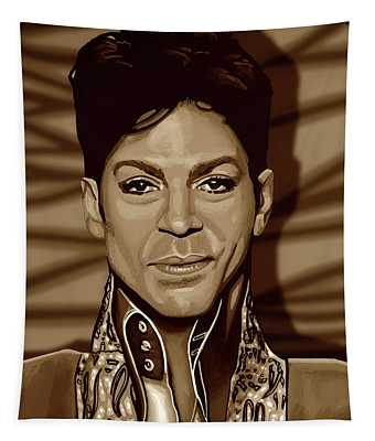 Prince 2 Gold Tapestry