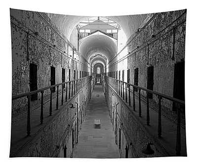 Prison Cell Hall Tapestry