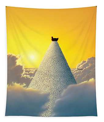 Egg Wall Tapestries