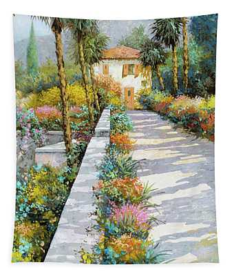 Prospettiva Del Lago Tapestry