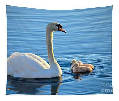 Proud Mother Tapestry
