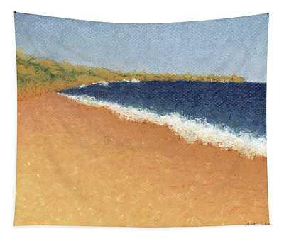 Pt. Reyes Beach Tapestry