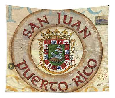 Puerto Rico Tapestries