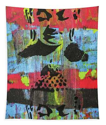 Purifying The Heart Tapestry