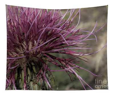 Purple Flower 2 Tapestry