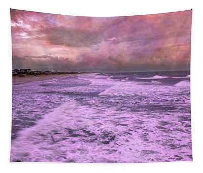 Purple Majesty  Tapestry