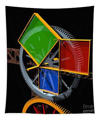 Pythagorean Machine Tapestry