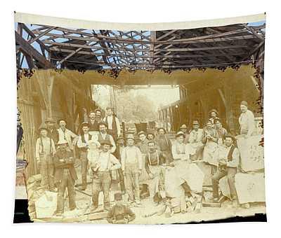 Quarrymen Tapestry