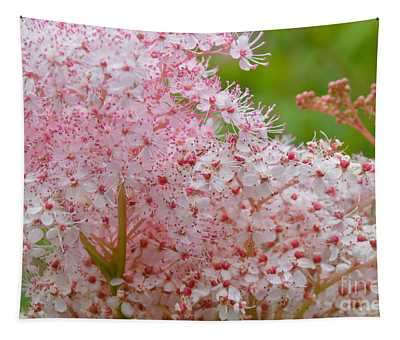 Queen Of The Prairie Nature Art Tapestry