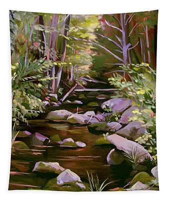 Quiet Brook Tapestry