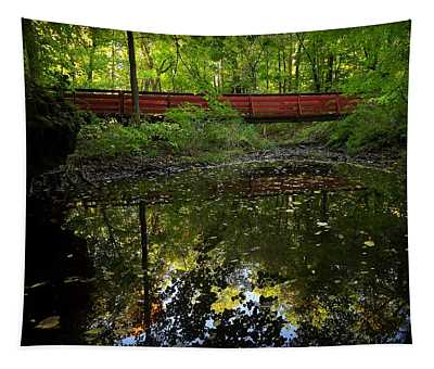 Quiet Reflections Tapestry