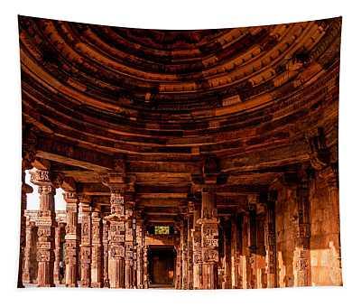 Qutub Minar Tapestry