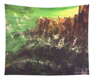 Raging Waters Tapestry