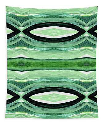 Rain Forest- Art By Linda Woods Tapestry