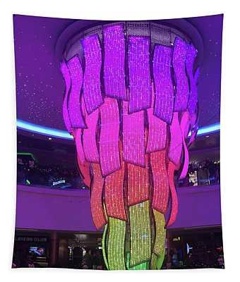Rainbow Light Tapestry