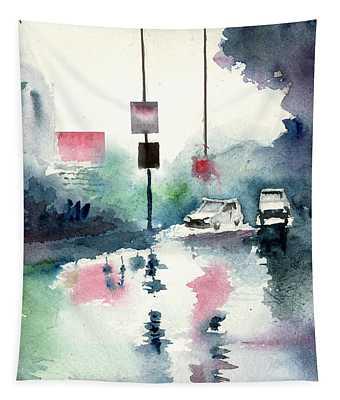 Rainy Day Tapestry