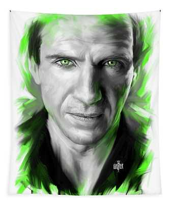 Ralph Fiennes As Lord Voldemort Tapestry