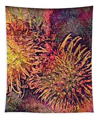 Rambutan Tapestry
