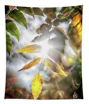 Ray Of Hope Tapestry