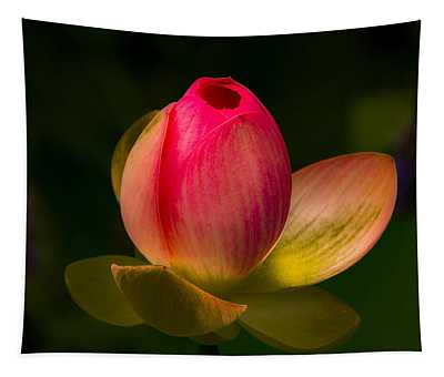 Ready To Bloom Tapestry
