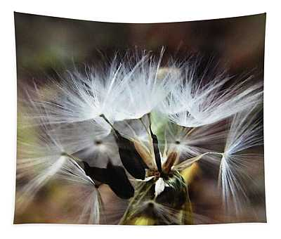 Ready To Fly... Salsify Seeds Tapestry