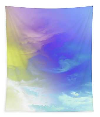 Realm Of Angels Tapestry