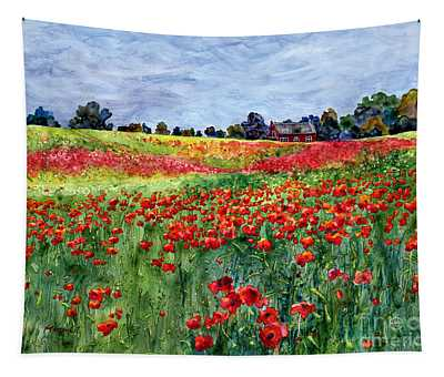 Red Carpet Tapestry