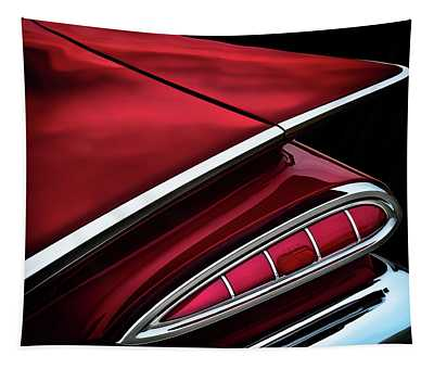 Red Tail Impala Vintage '59 Tapestry