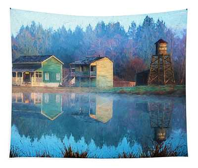 Reflections Of Hope - Hope Valley Art Tapestry