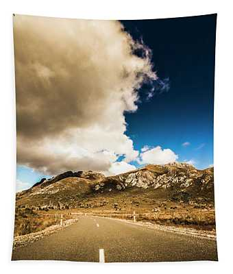 Remote Photographs Wall Tapestries