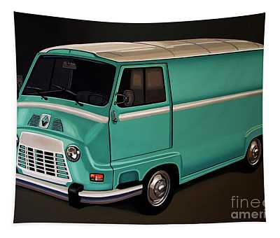 Renault Estafette 1959 Painting Tapestry