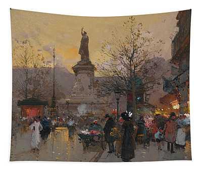 Republic Square Tapestry