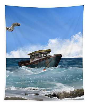 Retiring From The Fleet Tapestry