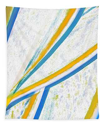 Rhapsody In Leaves No 1 Tapestry