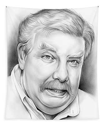 Richard Griffiths Tapestry