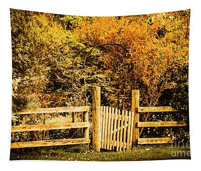 Rickety Countryside Tapestry