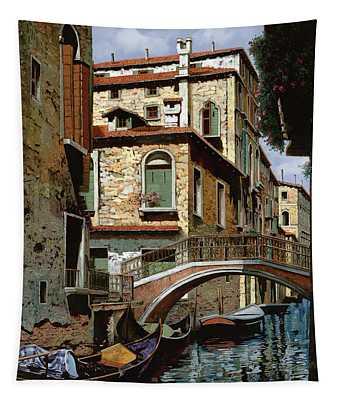 Rio Degli Squeri Tapestry
