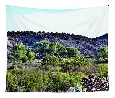 Rio Grande River Valley Tapestry
