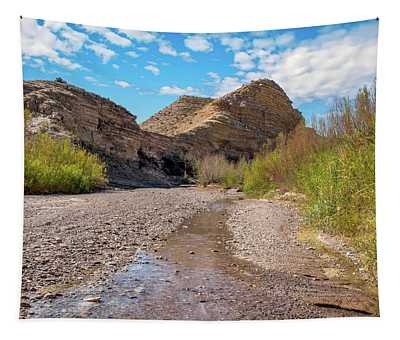 Rio Grande River Tapestry