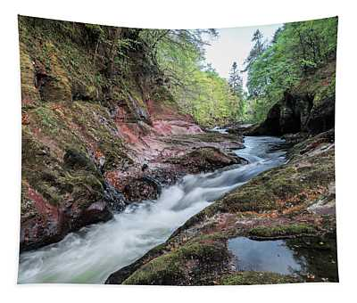 River North Esk Tapestry