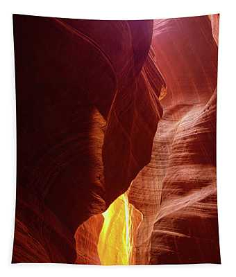 River Of Gold Tapestry