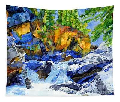 River Pool Tapestry
